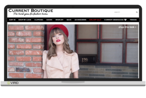 Case Study - Current Boutique