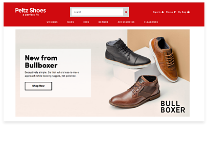 Case Study - Peltz Shoes